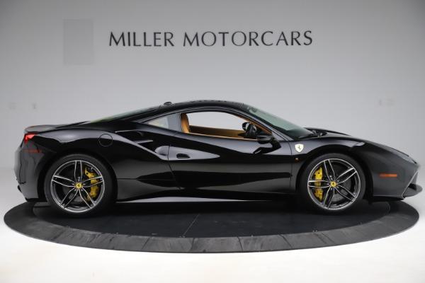 Used 2017 Ferrari 488 GTB Base for sale Sold at Alfa Romeo of Greenwich in Greenwich CT 06830 9