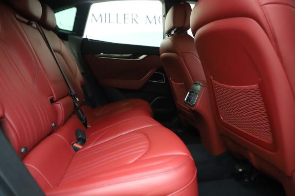 Used 2017 Maserati Levante S for sale Sold at Alfa Romeo of Greenwich in Greenwich CT 06830 27