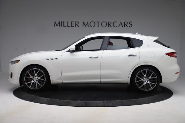 Used 2017 Maserati Levante S for sale Sold at Alfa Romeo of Greenwich in Greenwich CT 06830 3