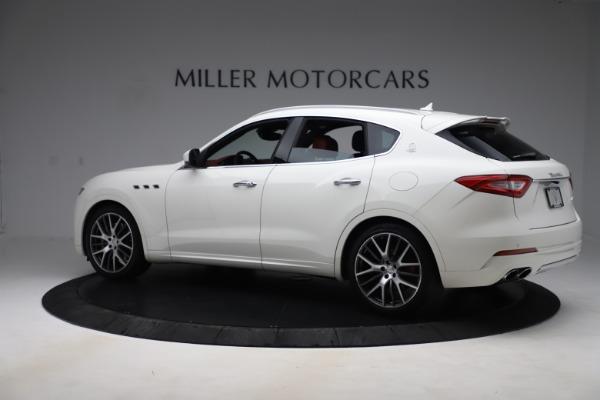 Used 2017 Maserati Levante S for sale Sold at Alfa Romeo of Greenwich in Greenwich CT 06830 4