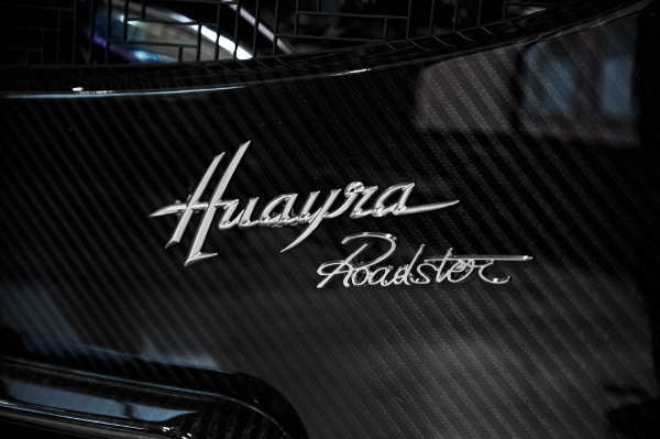 Used 2017 Pagani Huayra Roadster Roadster for sale Call for price at Alfa Romeo of Greenwich in Greenwich CT 06830 17