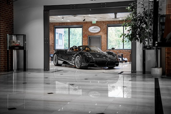 Used 2017 Pagani Huayra Roadster Roadster for sale Call for price at Alfa Romeo of Greenwich in Greenwich CT 06830 4