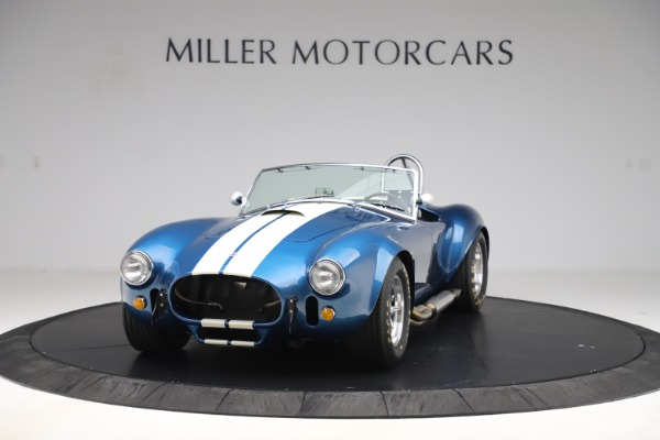 Used 1965 Ford Cobra CSX for sale Sold at Alfa Romeo of Greenwich in Greenwich CT 06830 1