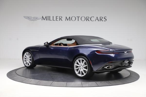 New 2020 Aston Martin DB11 Volante Convertible for sale Sold at Alfa Romeo of Greenwich in Greenwich CT 06830 15