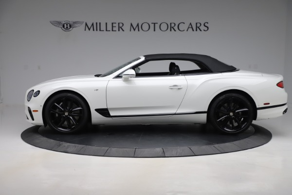 New 2020 Bentley Continental GTC V8 for sale Sold at Alfa Romeo of Greenwich in Greenwich CT 06830 10