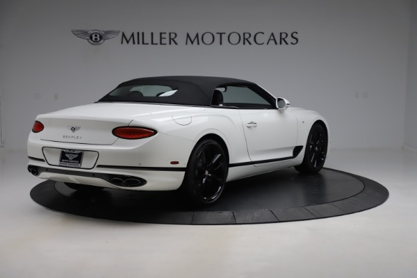 Used 2020 Bentley Continental GTC V8 for sale $277,915 at Alfa Romeo of Greenwich in Greenwich CT 06830 12