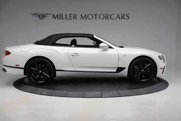 Used 2020 Bentley Continental GTC V8 for sale $277,915 at Alfa Romeo of Greenwich in Greenwich CT 06830 13