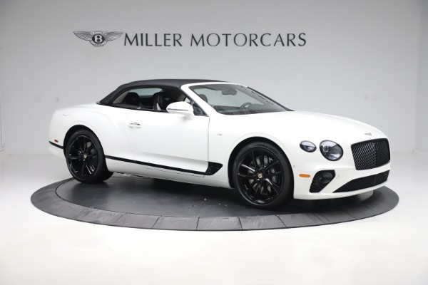 Used 2020 Bentley Continental GTC V8 for sale $277,915 at Alfa Romeo of Greenwich in Greenwich CT 06830 14