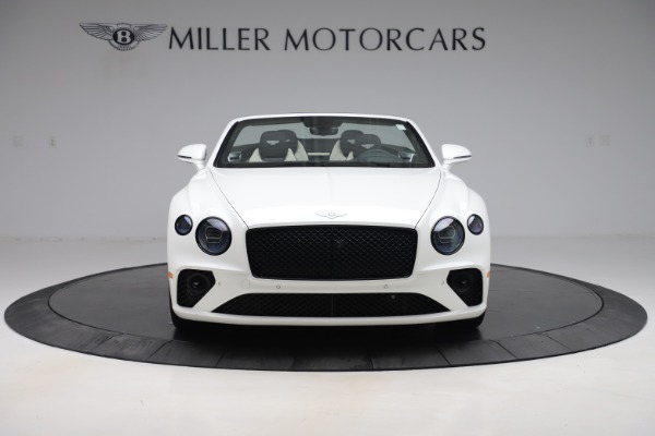 New 2020 Bentley Continental GTC V8 for sale Sold at Alfa Romeo of Greenwich in Greenwich CT 06830 15