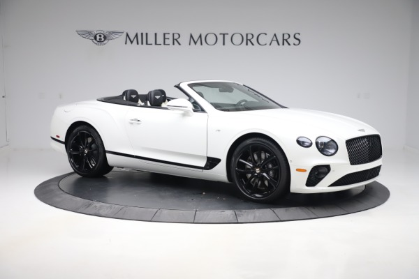 New 2020 Bentley Continental GTC V8 for sale Sold at Alfa Romeo of Greenwich in Greenwich CT 06830 18