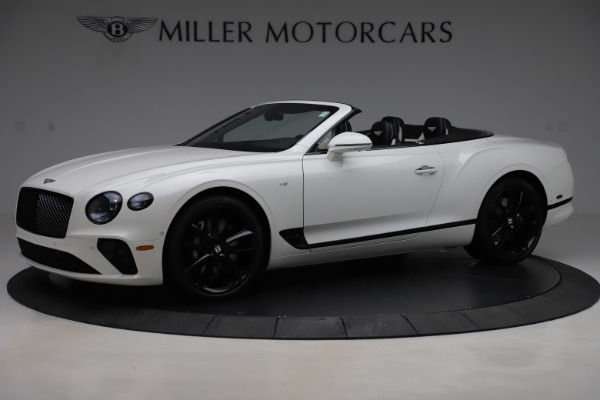 Used 2020 Bentley Continental GTC V8 for sale $277,915 at Alfa Romeo of Greenwich in Greenwich CT 06830 2