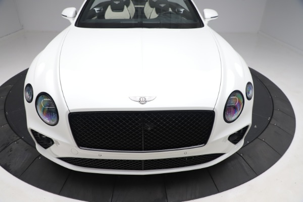 Used 2020 Bentley Continental GTC V8 for sale $277,915 at Alfa Romeo of Greenwich in Greenwich CT 06830 20