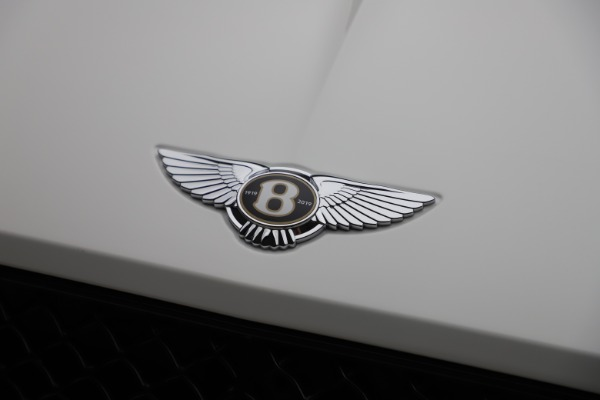 Used 2020 Bentley Continental GTC V8 for sale $277,915 at Alfa Romeo of Greenwich in Greenwich CT 06830 21