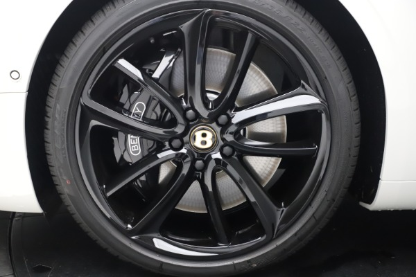 Used 2020 Bentley Continental GTC V8 for sale $277,915 at Alfa Romeo of Greenwich in Greenwich CT 06830 23