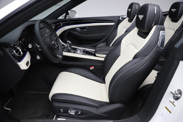 Used 2020 Bentley Continental GTC V8 for sale $277,915 at Alfa Romeo of Greenwich in Greenwich CT 06830 27