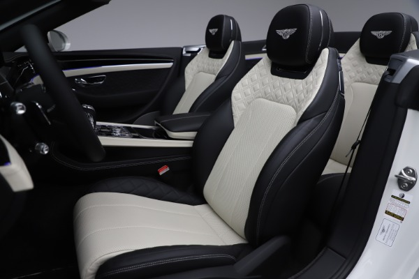New 2020 Bentley Continental GTC V8 for sale Sold at Alfa Romeo of Greenwich in Greenwich CT 06830 28