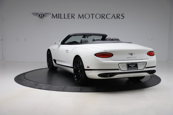 New 2020 Bentley Continental GTC V8 for sale Sold at Alfa Romeo of Greenwich in Greenwich CT 06830 4