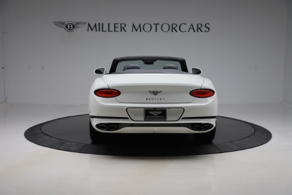 Used 2020 Bentley Continental GTC V8 for sale $277,915 at Alfa Romeo of Greenwich in Greenwich CT 06830 5