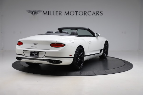 Used 2020 Bentley Continental GTC V8 for sale $277,915 at Alfa Romeo of Greenwich in Greenwich CT 06830 6