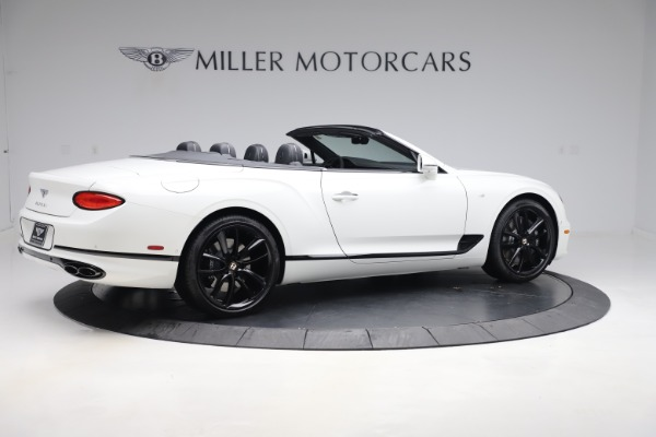 New 2020 Bentley Continental GTC V8 for sale Sold at Alfa Romeo of Greenwich in Greenwich CT 06830 7