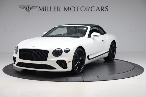 Used 2020 Bentley Continental GTC V8 for sale $277,915 at Alfa Romeo of Greenwich in Greenwich CT 06830 8