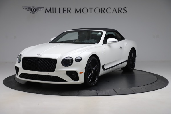 New 2020 Bentley Continental GTC V8 for sale Sold at Alfa Romeo of Greenwich in Greenwich CT 06830 9