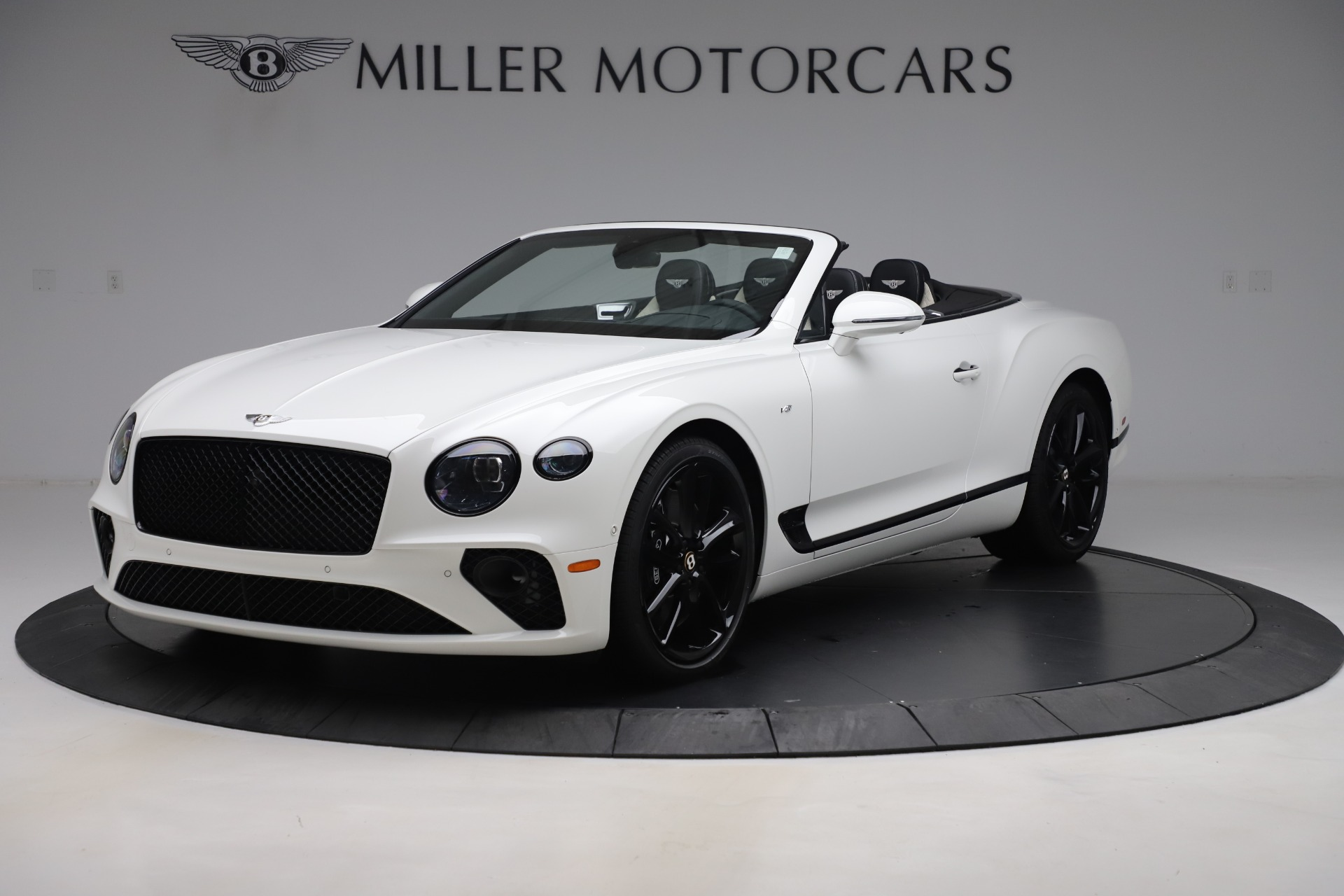 Used 2020 Bentley Continental GTC V8 for sale $277,915 at Alfa Romeo of Greenwich in Greenwich CT 06830 1