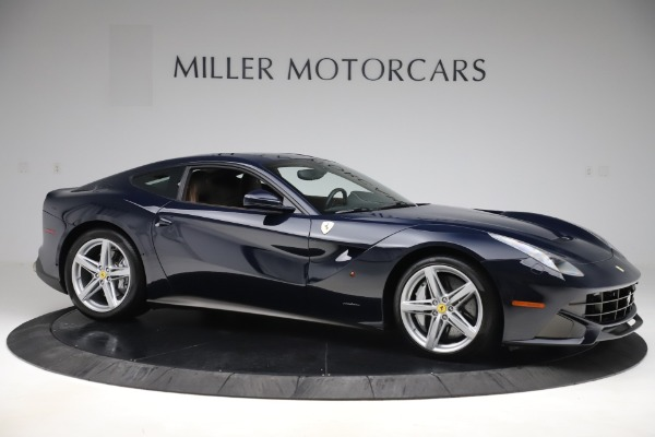 Used 2017 Ferrari F12 Berlinetta Base for sale Sold at Alfa Romeo of Greenwich in Greenwich CT 06830 10