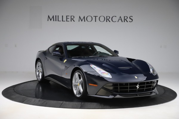 Used 2017 Ferrari F12 Berlinetta Base for sale Sold at Alfa Romeo of Greenwich in Greenwich CT 06830 11