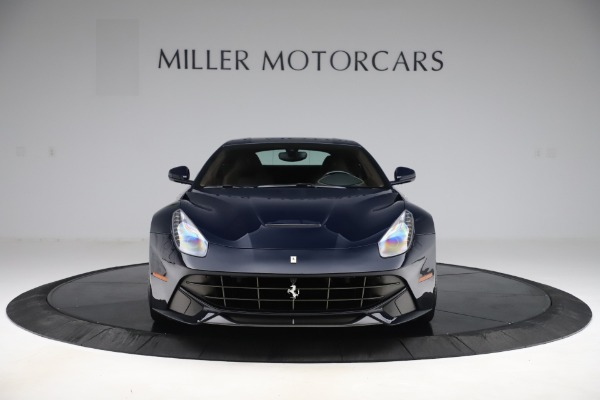 Used 2017 Ferrari F12 Berlinetta Base for sale Sold at Alfa Romeo of Greenwich in Greenwich CT 06830 12