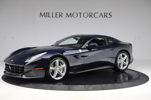 Used 2017 Ferrari F12 Berlinetta Base for sale Sold at Alfa Romeo of Greenwich in Greenwich CT 06830 2