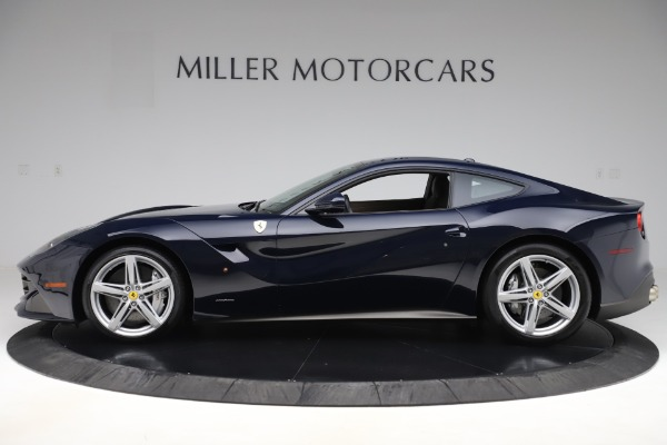 Used 2017 Ferrari F12 Berlinetta Base for sale Sold at Alfa Romeo of Greenwich in Greenwich CT 06830 3