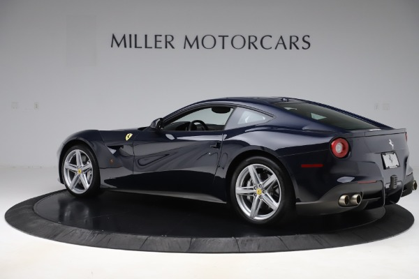 Used 2017 Ferrari F12 Berlinetta Base for sale Sold at Alfa Romeo of Greenwich in Greenwich CT 06830 4