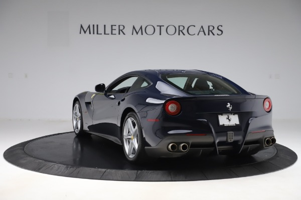 Used 2017 Ferrari F12 Berlinetta Base for sale Sold at Alfa Romeo of Greenwich in Greenwich CT 06830 5
