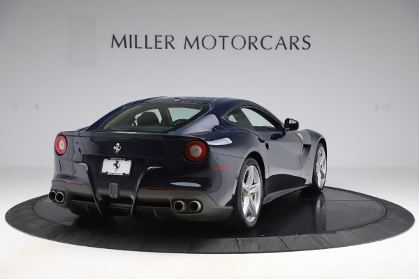 Used 2017 Ferrari F12 Berlinetta Base for sale Sold at Alfa Romeo of Greenwich in Greenwich CT 06830 7