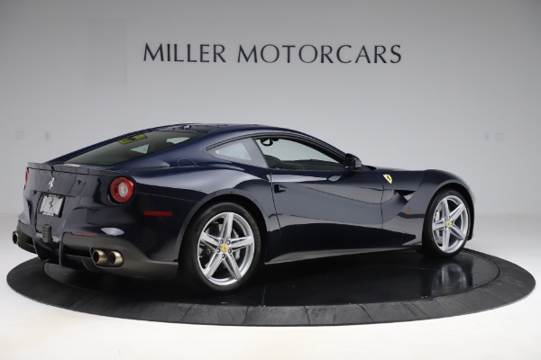 Used 2017 Ferrari F12 Berlinetta Base for sale Sold at Alfa Romeo of Greenwich in Greenwich CT 06830 8