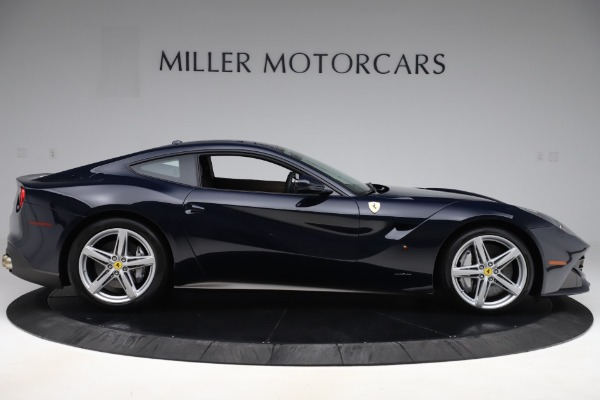 Used 2017 Ferrari F12 Berlinetta Base for sale Sold at Alfa Romeo of Greenwich in Greenwich CT 06830 9