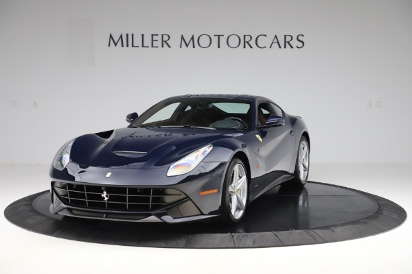 Used 2017 Ferrari F12 Berlinetta Base for sale Sold at Alfa Romeo of Greenwich in Greenwich CT 06830 1