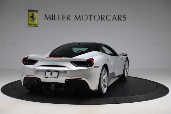 Used 2016 Ferrari 488 GTB for sale Sold at Alfa Romeo of Greenwich in Greenwich CT 06830 7