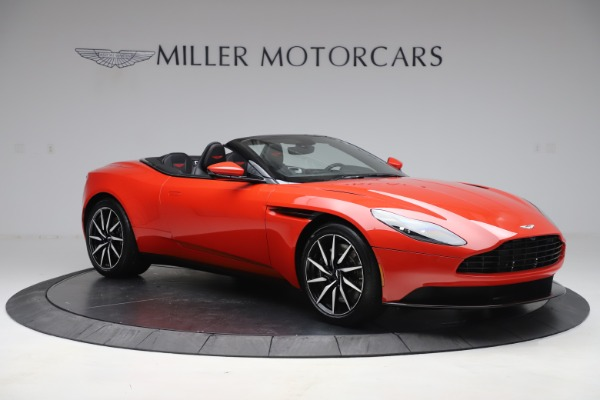 New 2020 Aston Martin DB11 Volante Convertible for sale $254,531 at Alfa Romeo of Greenwich in Greenwich CT 06830 10