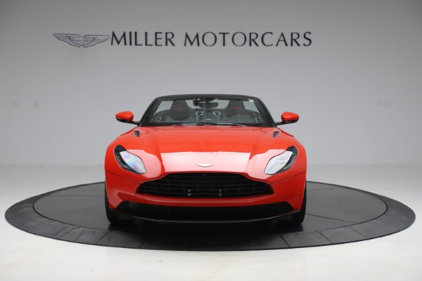 New 2020 Aston Martin DB11 Volante Convertible for sale $254,531 at Alfa Romeo of Greenwich in Greenwich CT 06830 11