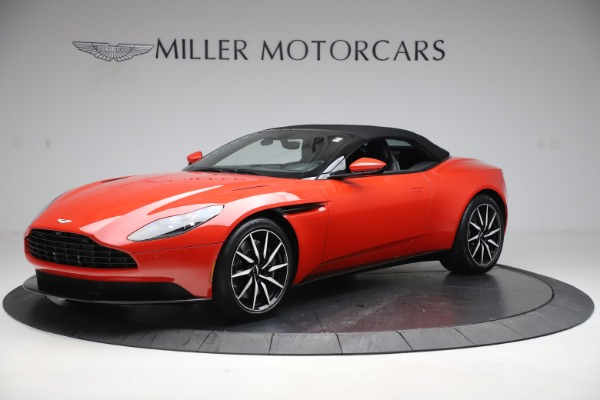 New 2020 Aston Martin DB11 Volante Convertible for sale $254,531 at Alfa Romeo of Greenwich in Greenwich CT 06830 12