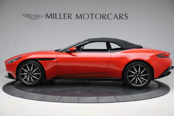 New 2020 Aston Martin DB11 Volante Convertible for sale $254,531 at Alfa Romeo of Greenwich in Greenwich CT 06830 13