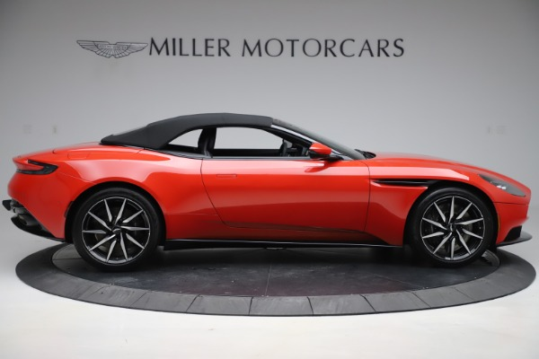 New 2020 Aston Martin DB11 Volante Convertible for sale $254,531 at Alfa Romeo of Greenwich in Greenwich CT 06830 14
