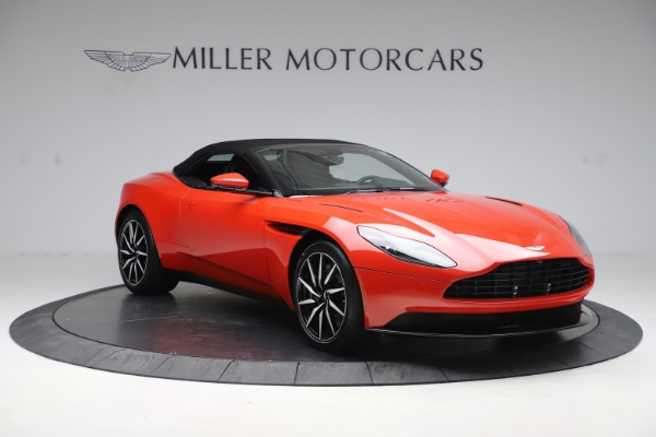 New 2020 Aston Martin DB11 Volante Convertible for sale $254,531 at Alfa Romeo of Greenwich in Greenwich CT 06830 15