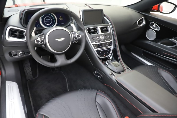 New 2020 Aston Martin DB11 Volante Convertible for sale $254,531 at Alfa Romeo of Greenwich in Greenwich CT 06830 17
