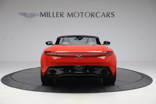 New 2020 Aston Martin DB11 Volante Convertible for sale $254,531 at Alfa Romeo of Greenwich in Greenwich CT 06830 5