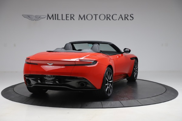 New 2020 Aston Martin DB11 Volante Convertible for sale $254,531 at Alfa Romeo of Greenwich in Greenwich CT 06830 6