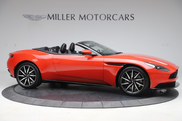New 2020 Aston Martin DB11 Volante Convertible for sale $254,531 at Alfa Romeo of Greenwich in Greenwich CT 06830 9
