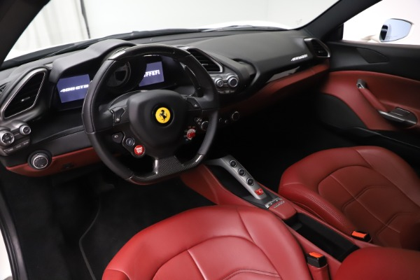 Used 2016 Ferrari 488 GTB for sale Sold at Alfa Romeo of Greenwich in Greenwich CT 06830 13